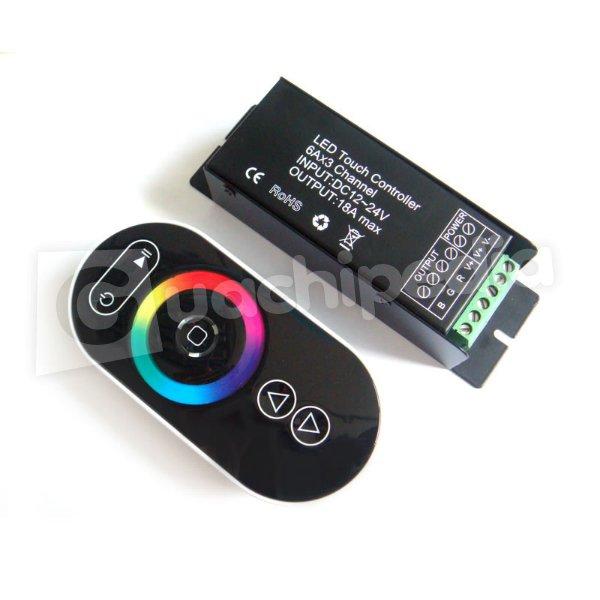 Controlador RF para tira de led