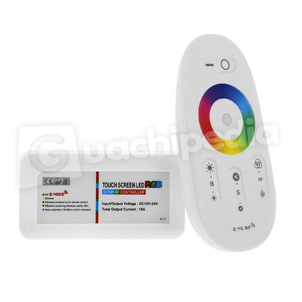Controlador Wifi para tira de led