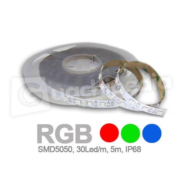 Tira de led RGB SMD5050