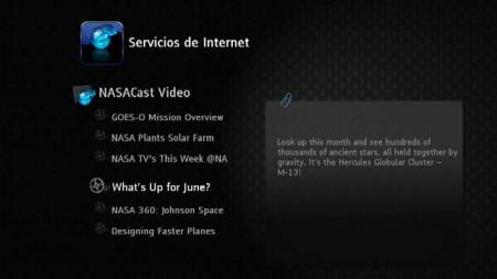 Ejemplo Videos NASA