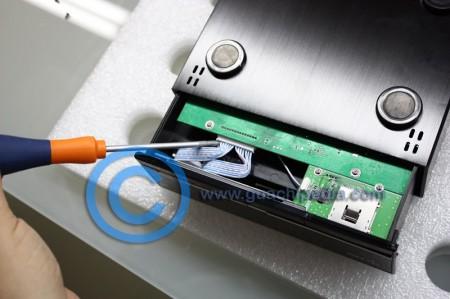 Cable conectado y comprobado, todo correcto
