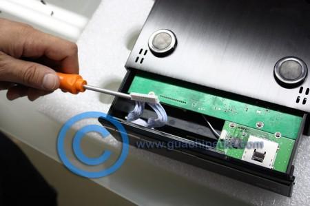 Cable desconectado