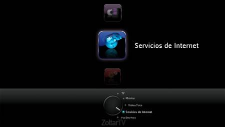 Servicios Internet ZoltarTV