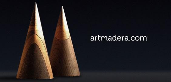 ARTMADERA - conos de apolonio