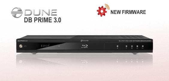 DUNE DB PRIME 30 - Firmware
