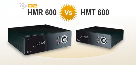 HMR600 Vs HMT600