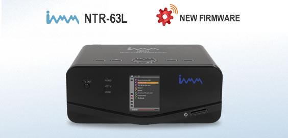 IAMM NTR63L - Firmware