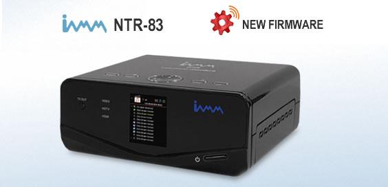 IAMM NTR83 - Firmware