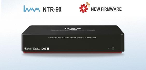 IAMM NTR90 - Firmware