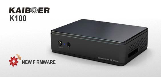 KAIOBER K100 - Firmware
