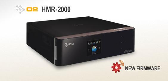 O2 HMR 2000 - Firmware