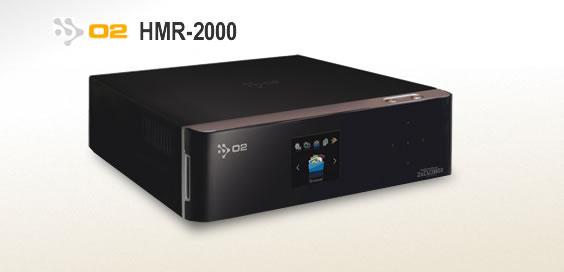 O2 HMR 2000