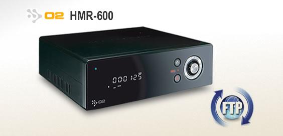 O2 HMR 600 - FTP