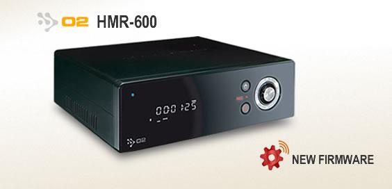 O2 HMR 600 - Firmware