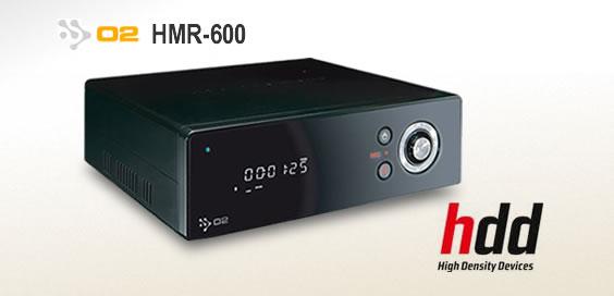 O2 HMR 600 - HDD