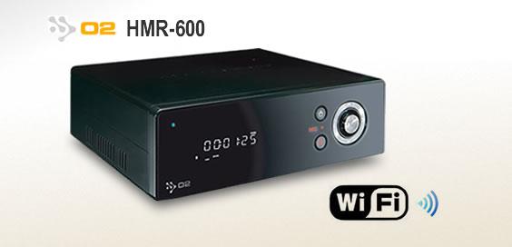 O2 HMR 600 - WIFI