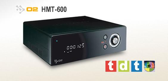 O2 HMT 600 - TDT