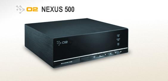 O2 NEXUS 500