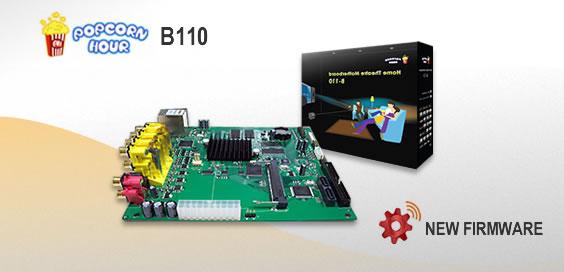POPCORN B110- Firmware
