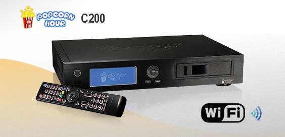 POPCORN C200 - WIFI