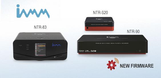 Iamm NTR Firmware