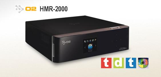 O2 HMR 2000 - TDT