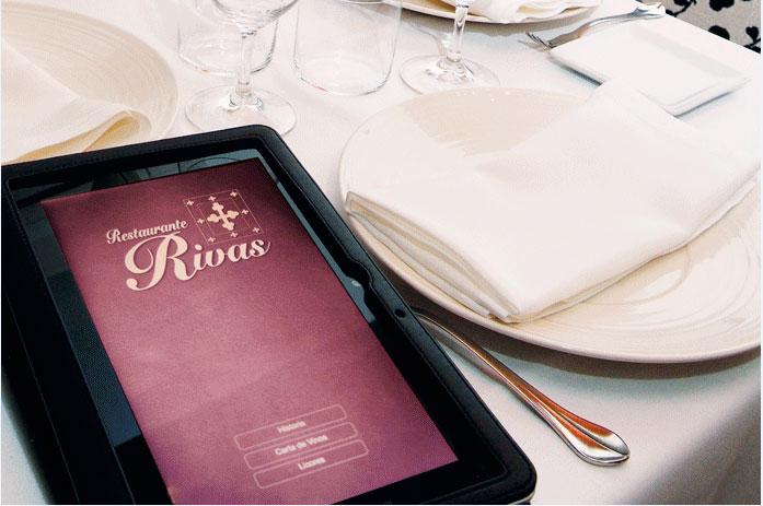 Restaurante Rivas Salamanca