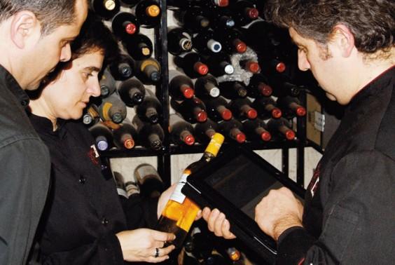 Carta de Vinos Restaurante Rivas