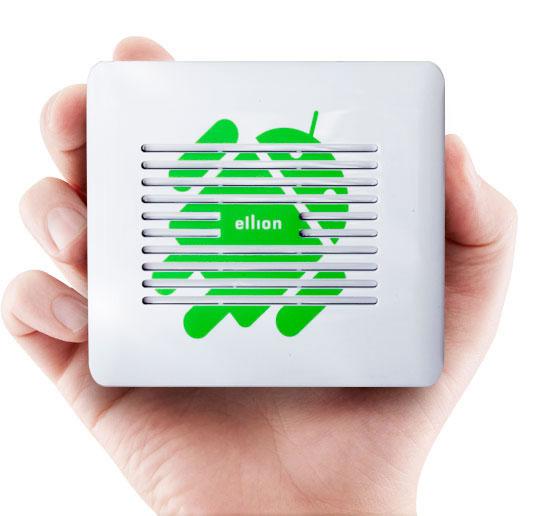 Los Androides invaden la tele