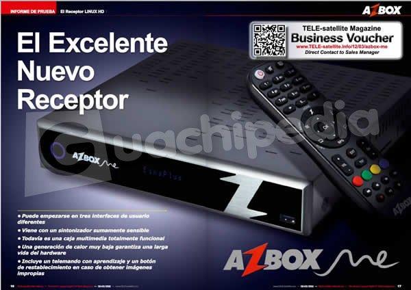 AZbox Me
