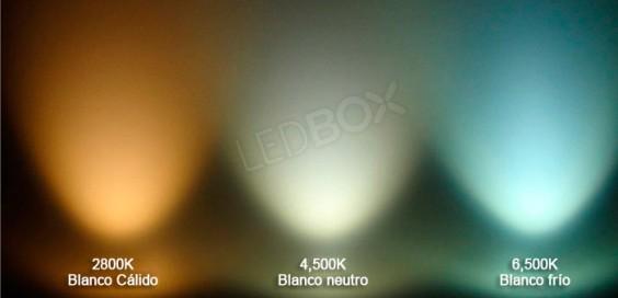 Temperatura de color en las luces LED   Discos Duros Multimedia ...