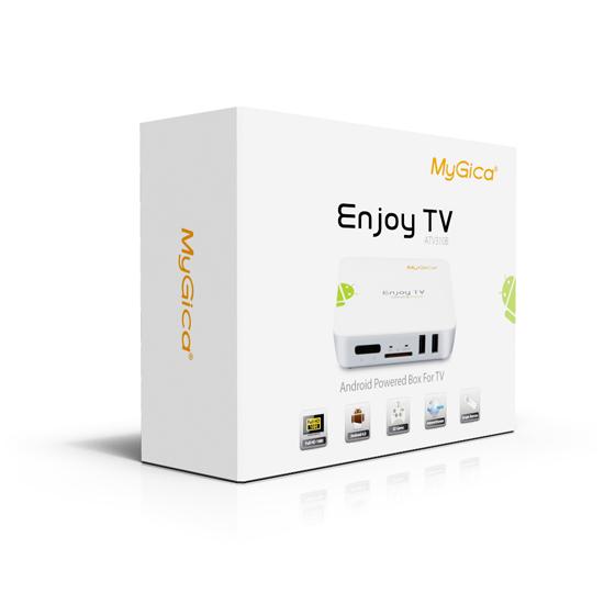 MyGica ATV 301 B - Box Android