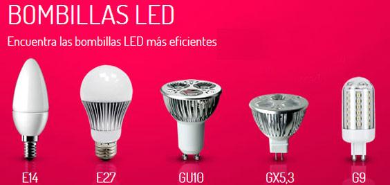 Cómo funciona una bombilla led? | Discos Duros Multimedia, Alta ...
