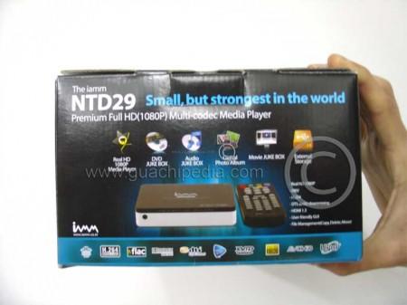 Caja Iamm NTD29