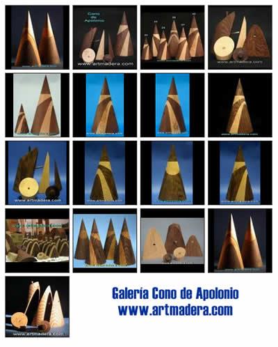 Galería Cono de Apolonio